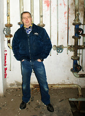 self2941 (Tommy Berlin) Tags: men jeans alpha levis bomberjacke