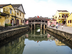 "Hoi An: le pont japonais <a style=""margin-left:10px; font-size:0.8em;"" href=""http://www.flickr.com/photos/127723101@N04/24161338524/"" target=""_blank"">@flickr</a>"