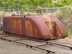 Australian Standard Garratt Water Tank (norzndave) Tags: water tank railway asg qr steamlocomotive qgr australianstandardgarratt