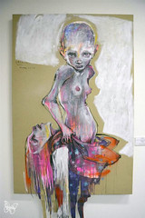 XX - Saatchi Gallery (s.butterfly) Tags: london xx hera saatchigallery herakut urbannation