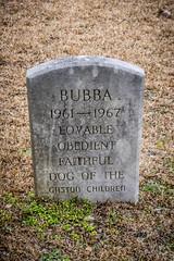 Bubba Statue-006 (RandomConnections) Tags: church cemetery southcarolina ward methodist spannmethodistchurch