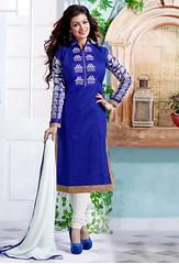 Ayesha Takia In Blue Chanderi Straight Suit (nikvikonline) Tags: blue fashion women suit frock colorblue casualwear salwarkameez partywear womenswear dailywear bluerock womenclothing fashiondress salwarsuit womenfashion bluewear onlinewomens stylishsuits bluesalwar pakistanisuit pakistaniwear pakistanisalwarsuit stylwear bluekameez