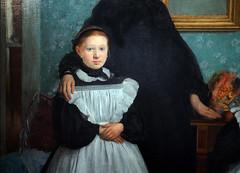Degas Bellelli Child