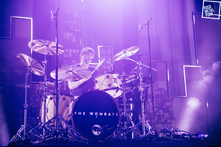 March 15, 2015 // The Wombats at Trix // Shot by Jurriaan Hodzelmans