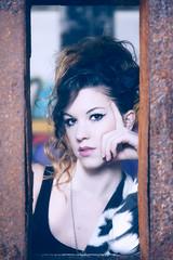 Iris 02 (dmelchordiaz) Tags: iris portrait woman girl beautiful beauty lady young moraine dmelchordiaz