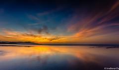 Hades (IrreBerenT) Tags: longexposure sunset sky nature night sunrise landscape hades cantabria sanvicentedelabarquera irreberente