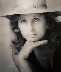 Model: Carmen (CarlosConde/Photography) Tags: portrait bw film female paper kodak sony voigtlander trix 14 estudio hasselblad negative papel fiber 58mm medio nokton blanconegro formato fibra ilce7m2