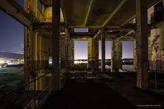 If Escher Did Urbex (john&mairi) Tags: abandoned scotland dumbarton escher pillars derelict dereliction urbex kilpatrickhills inverleven ballantinesdistillery