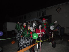 CIMG9896 (.Martin.) Tags: halloween 2015 costumes costume scare scary spooky horror clown clowns norwich norfolk uk united kingdom east anglia friends