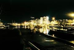 Kodak Portra 400 (Martin Damm) Tags: night kodak portra400 reciprocity