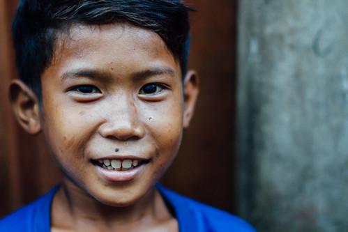 Filipino Boy, Cebu City Philippines