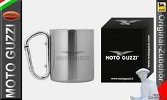 Foto Nr. 2: Moto Guzzi Aluminium Tasse Zubehr neu (motorradtechnik) Tags: tasse moto aluminium neu guzzi zubehr