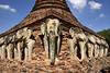 _GRL7718 (TC Yuen) Tags: architecture thailand ruins asia southeastasia buddha unesco worldheritage norththailand ancientcapital