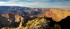 Panorama_GrandCanyon_2.jpg (Stang-33) Tags: park travel blue winter sunset red vacation arizona sky panorama cliff usa white america river landscape evening colorado rocks colorful view desert angle hole natural outdoor south united side famous north wide peaceful tranquility sunny grand landmark visit canyon erosion national huge vista states geology tranquil hdr attraction formations geological
