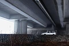 Pod mostem (martin.dubsky11) Tags: bridge highway fabia koda d11