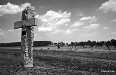 Gettysburg in its Modern and Calm Day (Thank you, my friends, Adam!) Tags: art photography nikon gallery photographer cross angle fine wide wideangle excellent dslr    gettyburg