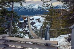 Sea to Sky Gondola - Winter Edition (jennchanphotography) Tags: travel winter mountain canada tourism nature bc tourist explore gondola daytime squamish seatosky jennchanphotography