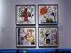 Art AIDS America - Keith Haring (cactusbones) Tags: art museum aids tacoma tam 2015 tacomaartmuseum artaidsamerica