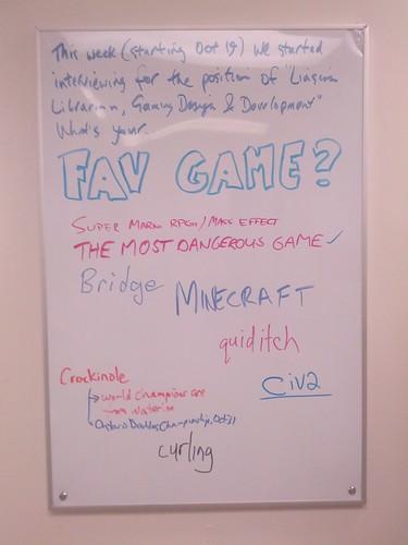 Fav Game?