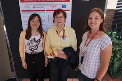Poster session - Jiyoun Choi, Anne Cutler and Heather Kember (jocreates2day) Tags: chief wsu posters marcs investigators postdocs coedlfest16