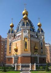Храм Рождества Христова на Оболони