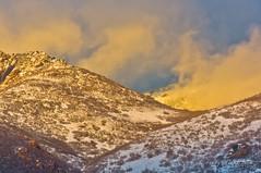 Hohe Bergspitze (brady tuckett) Tags: sunset cloud sun mountain mountains color nature colors clouds landscape natural m42 f2 brady manualfocus tuckett 135mm soligor manuallens legacylens m42mount m42lenses soligor135mmf2 bradytuckett