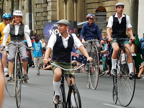 Penny Farthing Crew