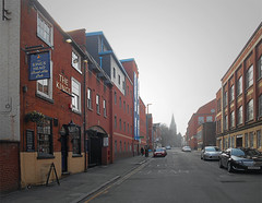 King-St--Leicester---120316 (chrisdpyrah) Tags: street leicester kingshead kingst leicesterpubs