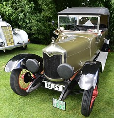 1922 Riley tourer (D70) Tags: riley body 5 no engine style cc seats type vehicle passenger petrol chassis 1922 saloon rating fuel tourer 1100cc 938