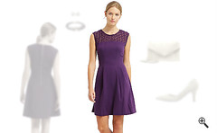 Lila Cocktailkleid kombinieren Lila Outfits (engeldomizil1) Tags: outfit dress lila outfits kleider purble cocktailkleid cocktailkleider