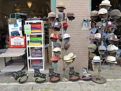 tat shop (squeezemonkey) Tags: california store caps hats venicebeach merchandise touristshop kangoojumpshoes friendspetsupplygifts