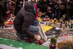 Brussel-10 (j.depoortere) Tags: brussel beurs terreur 2016 aanslagen