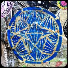 Pike Place Street Art (Chris Blakeley) Tags: seattle streetart graffiti stencil wheatpaste pikeplacemarket hipstamatic