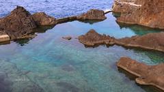 Still Water runs deep (abrideu) Tags: ocean ngc coastline madeira lavacoast abrideu canoneos100d