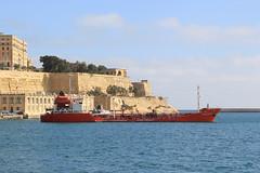 Karol Wojtyla (North Ports) Tags: st marina waterfront harbour grand malta angelo valletta mmsi vitorriosa 248121000