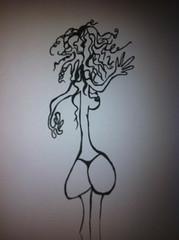 7 (Kourni Tinoco) Tags: art comic image drawing drawings draw dibujos boceto bocetos kournitinoco