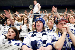 Norra sta 2016-03-22 (Michael Erhardsson) Tags: arena if norra supporters superstars lif 2016 klack st leksands lktare tegera leksingar leksing publikstd ishockeymatch hockeylag 20160322 ltjd