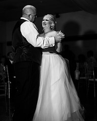 02468988-75-Mike and Lindsey First Dance as Married Couple-1-B and W (Jim would like to get on Explore this year) Tags: wedding portrait blackandwhite woman man love michael dance paige april lindsey hurley canon5dmarkiii canonef50mmf18stmlens