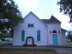 First Presbyterian Church (jimmywayne) Tags: oklahoma davenport lincolncounty