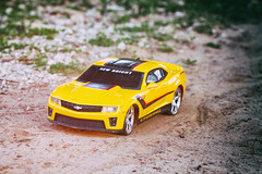 Go Speed Racer (geekknot) Tags: chevrolet car camaro chevy 365 remotecontrol rc