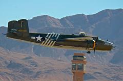 B25 Liberator (SoBroEdu) Tags: 5star b25 nellis wwiibomber aviationnation