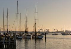 20160424_Williamstown-RMYC-006 (Steven Taylor (Aust)) Tags: morning pier boat fishing au australia victoria calm williamstown fstop5
