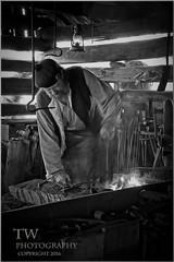 IRONBENDER (winn.timothy59) Tags: metal fire iron tennessee blacksmith forge craftsman cadescove smokeflame
