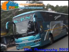 KPN SCANIA KA-51-B-9993 From Madurai To Bangalore (divakar1452) Tags: kpn