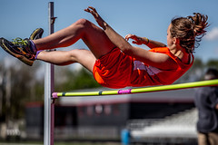 High Jump (Phil Roeder) Tags: athletics track iowa athletes hdr desmoines trackandfield canonef70200mmf4lusm canon6d desmoinespublicschools