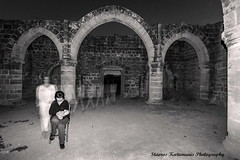 .... (stavros karamanis Photography) Tags: old longexposure nightphotography portrait people blackandwhite bw woman architecture night canon movement outdoor flash ngc cyprus chapel scene tokina nightsky phantom f28 strobo t3i nicosia speedlite canonphotography canonusers 1116mm nightphotorgaphy 600exrt