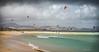 Kiter in Fuerteventura (W.MAURER foto) Tags: fuerteventura kitesurfen kite kitesurfing reneegli sotavento sotaventobeach meer sea wasser wellen seascape sky island canaryislands atlantik atlanticocean nikond800 nikkor70200f28vrii playa spain espagne spanien strand beach sand sandstrand wassersport wind