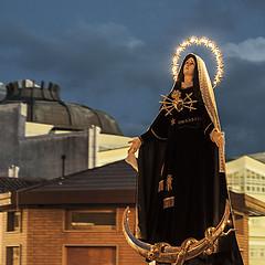 la Madonna della Naca (pannaphotos aka Anna Leporati Serrao) Tags: madonna catanzaro pasqua processione 2016 venerdsanto lanaca
