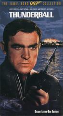 posterjamesbondVHS04THUNDERBALL (ESP1138) Tags: james bond 007 vhs poster box thunderball sean connery