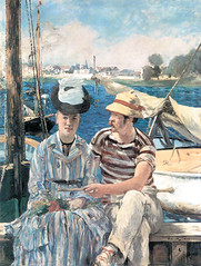 Manet-Argenteuil (Greenbelter) Tags: